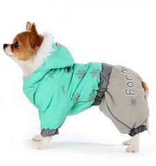 Одежд для маленьких собак - Простейшая выкройка комбинезона для