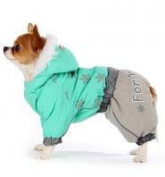 Одежда для собак ForMyDogs Зимние комбинезоны | Отзывы покупателей