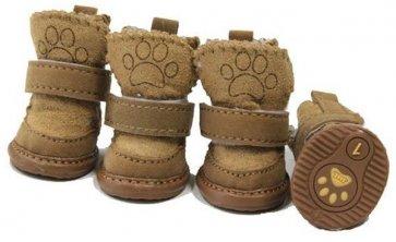 Ответы@Mail.Ru: Ботиночки для собак :) Вопрос внутри